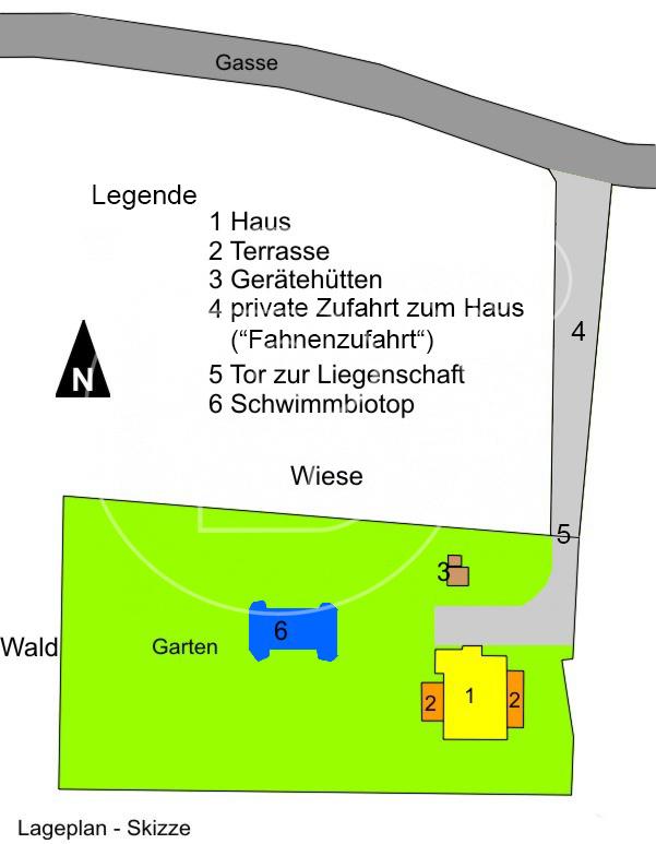GRUNDRISS - Bezaubernde Jahrhundertwendevilla mit grandiosem Privatpark!