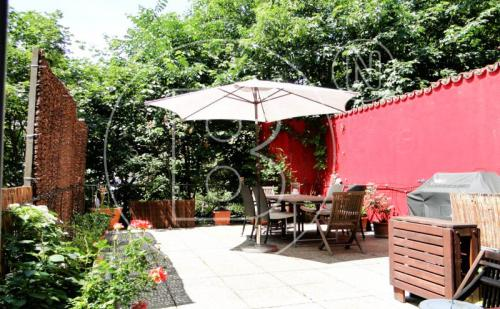 3-Zimmer-Wohnung mit 35 m² Terrasse