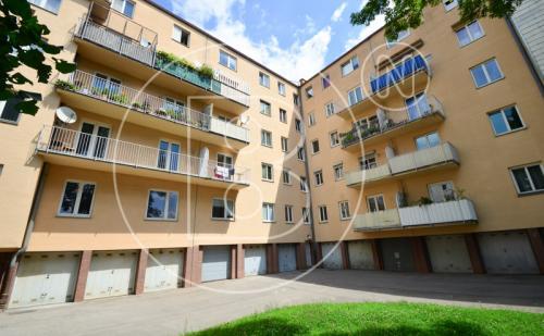2-Zimmer-Wohnung mit Balkon