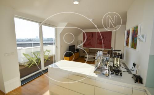 Moderne 3-Zimmer-Dachterrassenwohnung