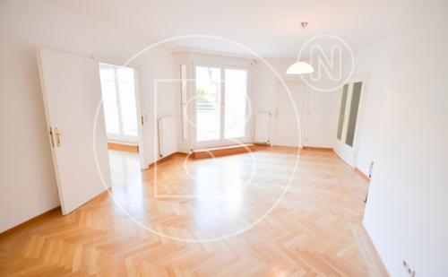 Moderne 2-Zimmer-Terrassenwohnung + Garage + Lagerraum
