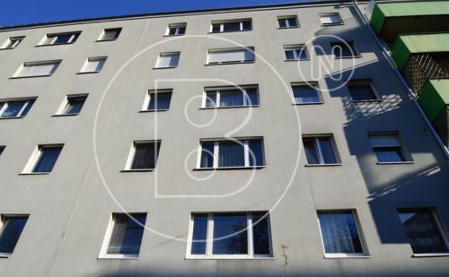 Renovierungsbedürftige 2-Zimmer-Wohnung