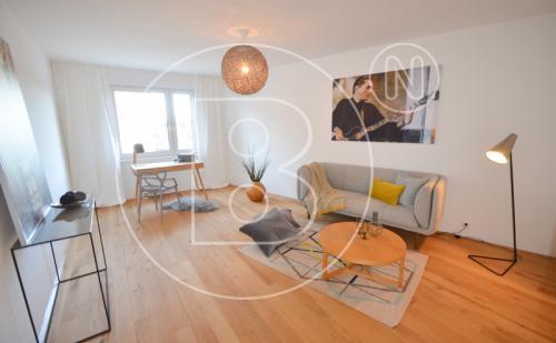 Generalsanierte 3-Zimmer-Wohnung in hervorragender Lage