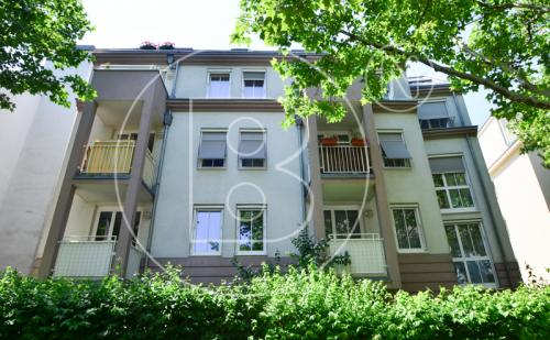 3-Zimmer-Balkon-Wohnung mit optionaler Garage
