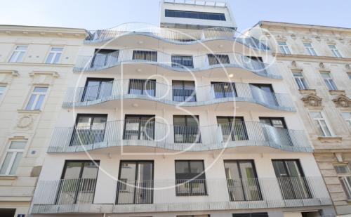 3-Zimmer-Neubauwohnung mit 2 Balkonen - ERSTBEZUG!