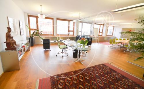 Repräsentatives Büro der Extraklasse in Toplage