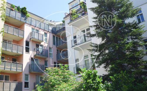 Entzückende 2-Zimmer-Balkon Wohnung in Grünruhelage!