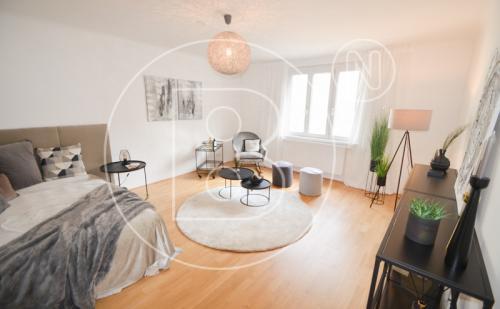 Generalsanierte 1-Zimmer-Wohnung in Ruhelage - ERSTBEZUG!