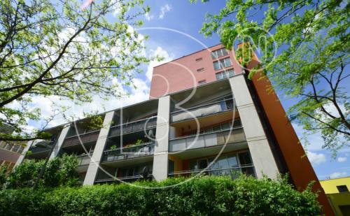 Moderne Loggia-Dachgeschosswohnung mit Panoramafernblick!