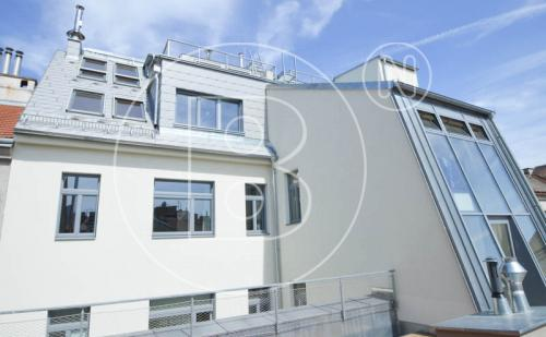 Dachgeschoss-Terrassen-Maisonette der Spitzenklasse!