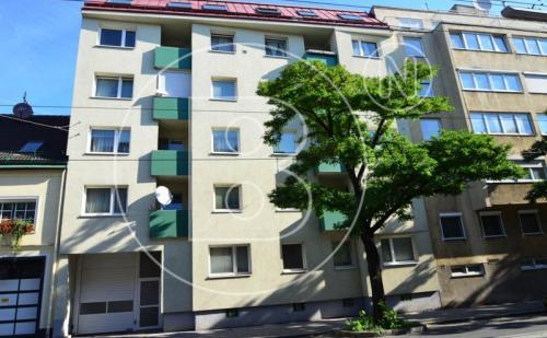 Gepflegte 2-Zimmer-Wohnung mit Loggia